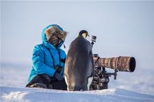 野生动物摄影师顾莹获提名
