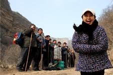 《没眼人》导演亚妮获提名