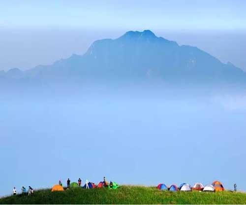 身边的风景——武功山