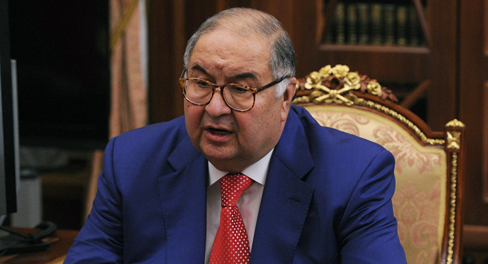 外媒:俄罗斯首富已抛光所持阿里巴巴股票(图)
