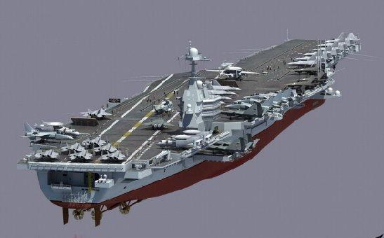港媒:第2艘国产航母已在沪开工 将配备蒸汽弹射器