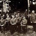 青岛战役的德国战俘