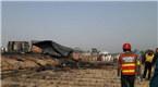 巴基斯坦油罐车起火 上百人遇难