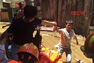 永州唐氏兄弟俩驾渔船救出300名受困群众