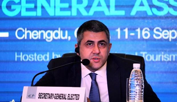 祖拉布当选联合国世界旅游组织新任秘书长