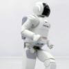 机器人替代了外卖