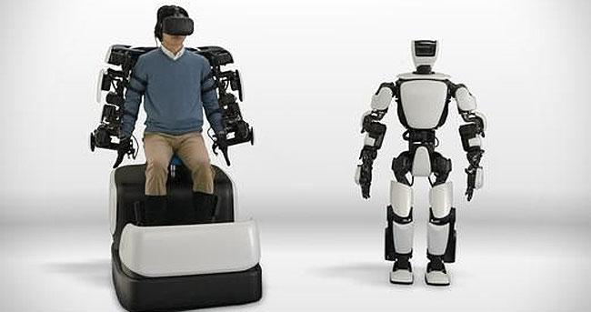 丰田发布仿人机器人T-HR3 模仿人类动作神了