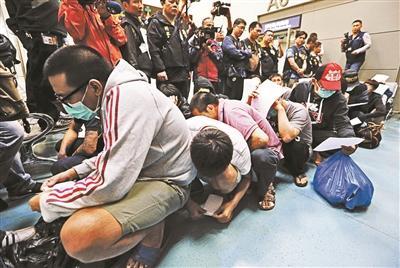 日本破获在日台湾人诈骗大陆人案件 日媒称罕见