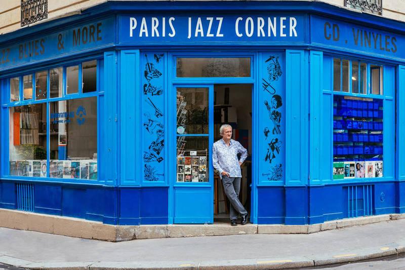 巴黎小店隐匿在城市背后的人情味