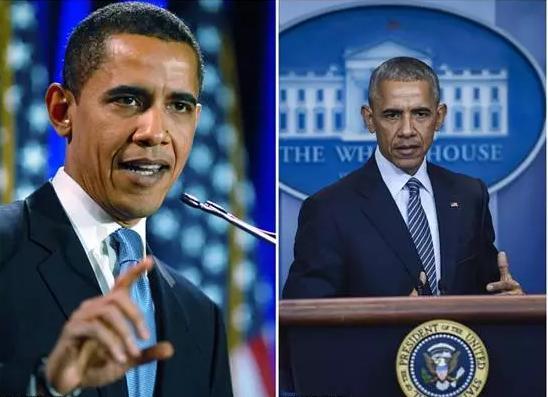 """奥巴马说再见,丢给特朗普一颗20万亿的""""炸弹"""""""