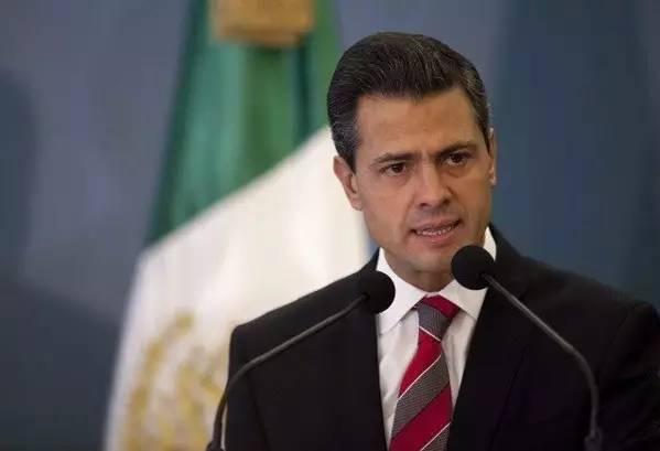墨西哥总统喊话特朗普:绝不会为美墨边境墙买单