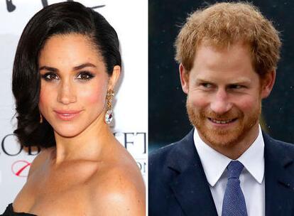 哈里王子带女友见大嫂 凯特王妃与梅根·马可相谈甚欢
