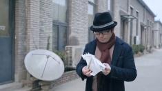 他是全中国最费纸的男人,一张纸折出无价国礼