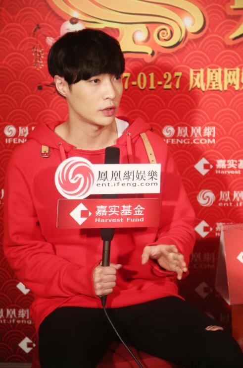 张艺兴:新年要以作品说话,不要以偶像的身份看我