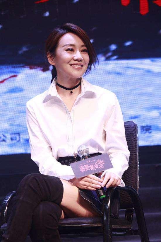 闫妮谈变瘦变美:演员有传达美的责任