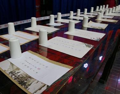 """弘扬""""中国年"""":青岛第四届齐鲁文化民间艺术节启幕"""