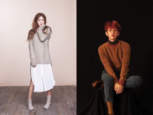 EXO伯贤与昭宥合作新曲 2月14日公开音源