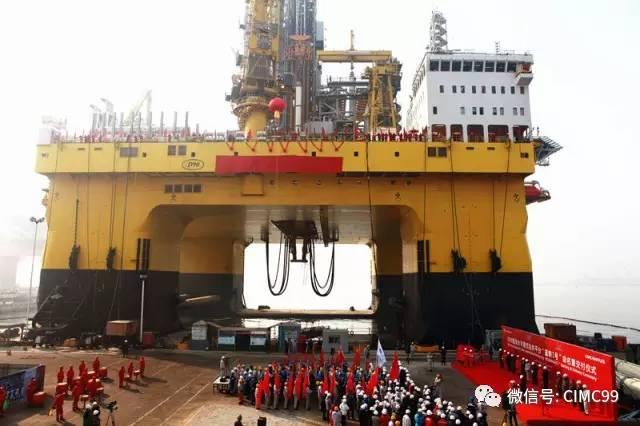 中国建成世界最先进钻井平台 钻深可达1.5万米 - 野郎中 - 太和堂