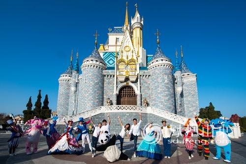 蓬莱欧乐堡梦幻世界国家4A级景区评定进入公示阶段