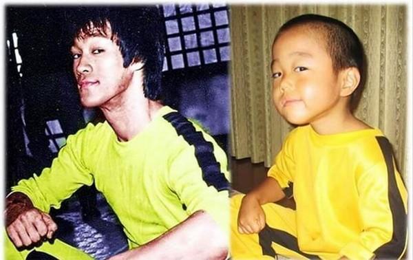 6岁男童练出全身肌肉 网友疯传:李小龙投胎(图)