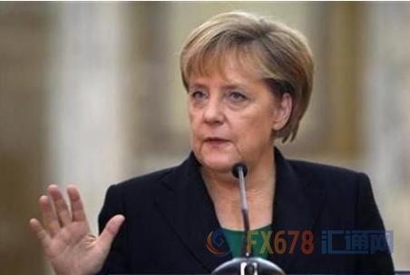 默克尔反驳特朗普:欧元疲软非我之问题 找欧央行