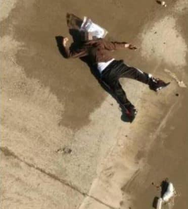 遭美国第三次驱逐后 移民男子跳桥自杀身亡(组图)