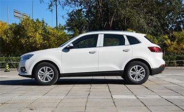 德系传奇品牌复活推中型SUV 仅售16.98万性价比超高