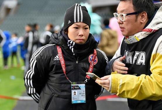 东方女帅叫板恒大:小球队有可能爆冷 钞票不会进球