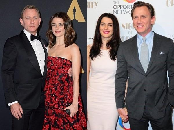 007丹尼尔·克雷格被曝与妻子分居 两人结婚近6年