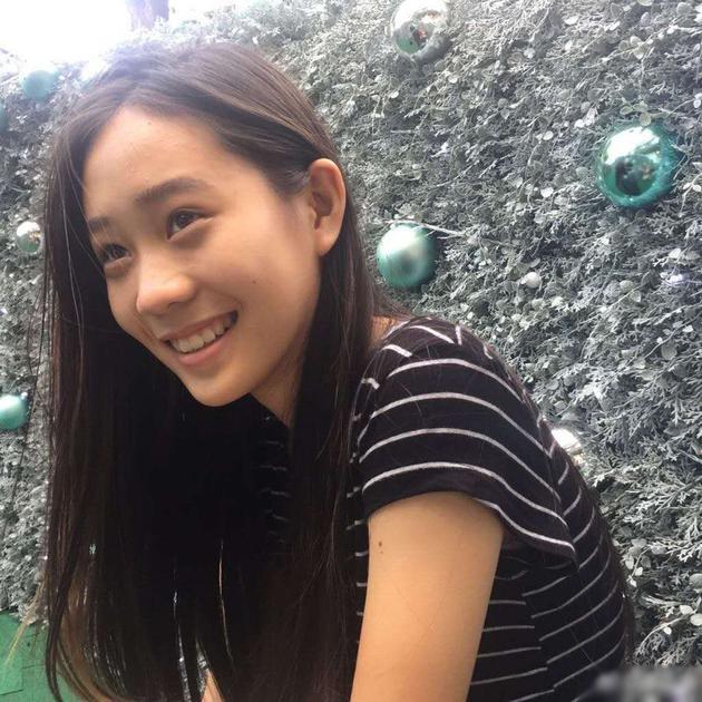 李连杰14岁女儿近照曝光 素颜上相甚是清纯(图)