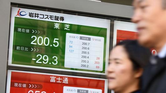 亚洲股市延续上涨热情高开 银行汽车股涨幅领