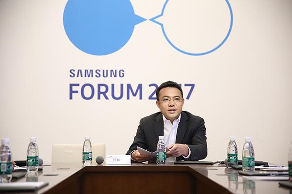 三星刘峻光:QLED必将成为今年彩电市场的佼佼者