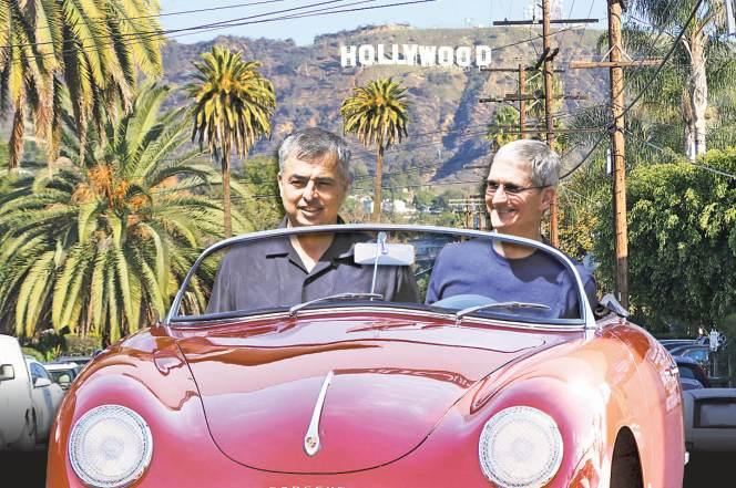 苹果公司多名高管到访好莱坞 或收购影视公司