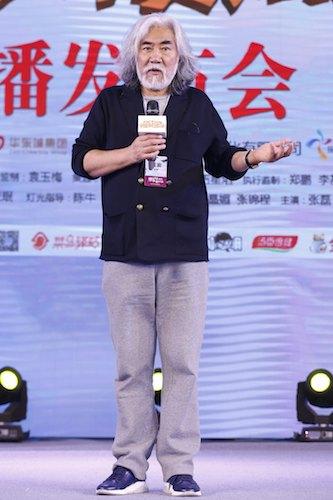 张纪中:已同樊馨蔓离婚 将拍一部金庸剧
