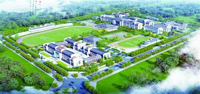 姜山镇打造新能源汽车小镇 加速青岛次中心城市崛起高清图片