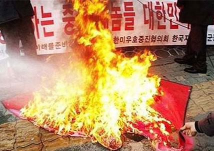 韩国现反华潮 抵制中国货拒载中国乘客