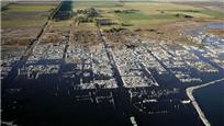 洪水淹没25年后 神秘城市突然重现人间