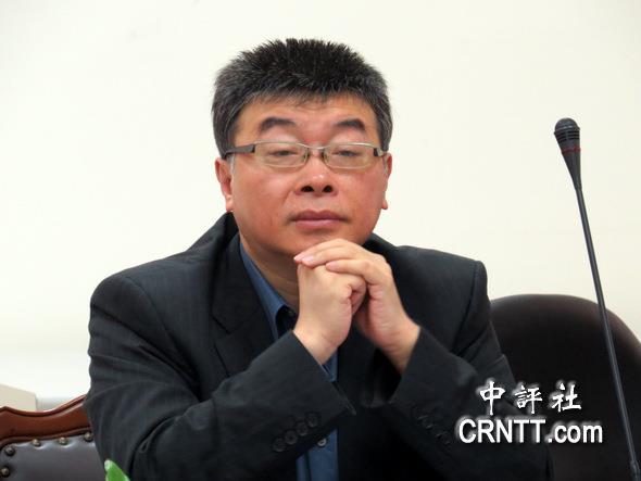 邱毅:蔡英文罗织罪名整死马英九 和酷吏无异(图)