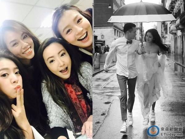 刘品言兴奋:安大姐终于出嫁,姐妹们之后也会顺利!