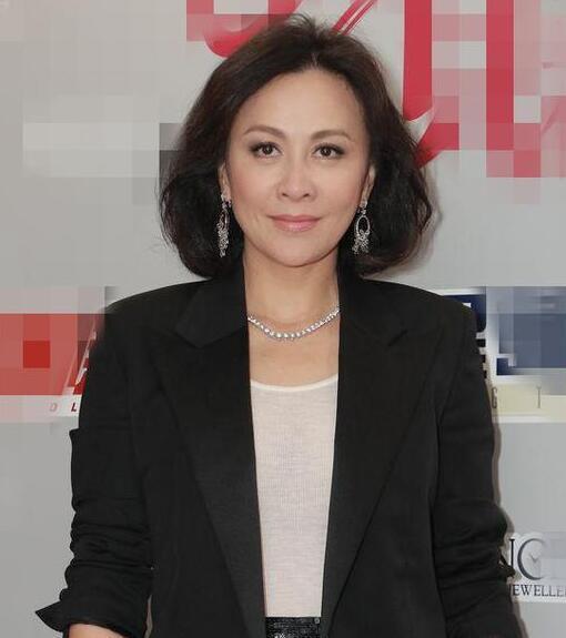 张曼玉被曝失恋神情落寞 刘嘉玲:可能她内心很充实呢