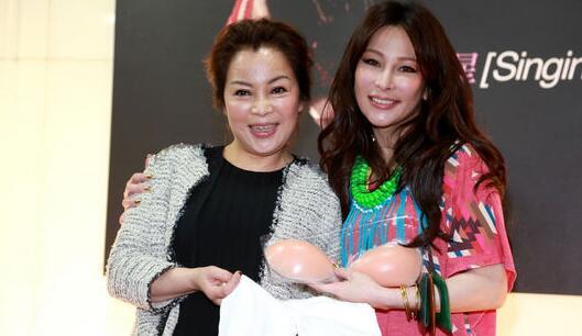 温岚为母亲庆60大寿 未被催婚而是被催冻卵