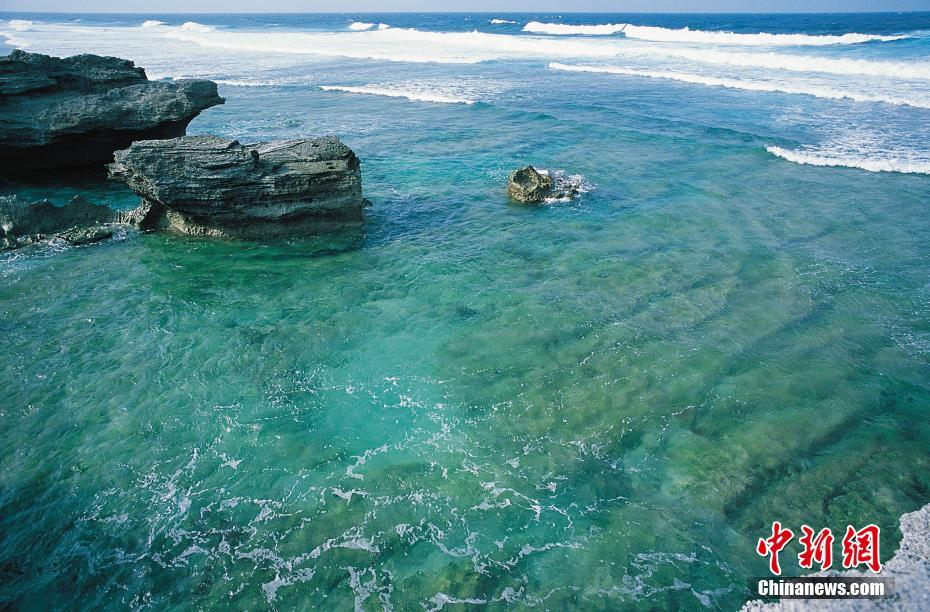 西沙群岛 媲美马尔代夫的地方