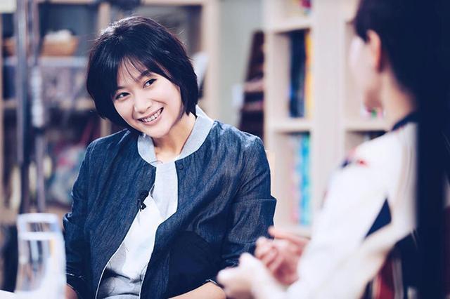 徐静蕾公开与男友相处细节:他做事比我果断