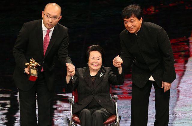 吴思远追忆李丽华:她是上一代艺人品质的代表