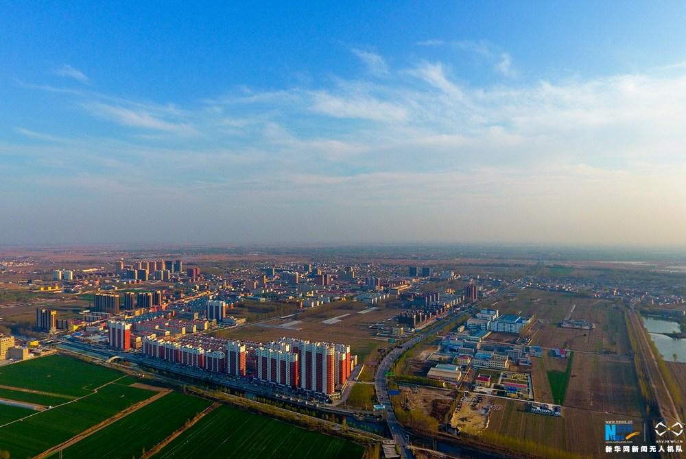 雄安新区规划范围涉及河北省雄县、容城、安新三县及周边部分区