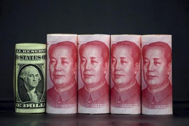 """人民币""""脱钩""""美元:新国际货币体系的开始 (图)"""