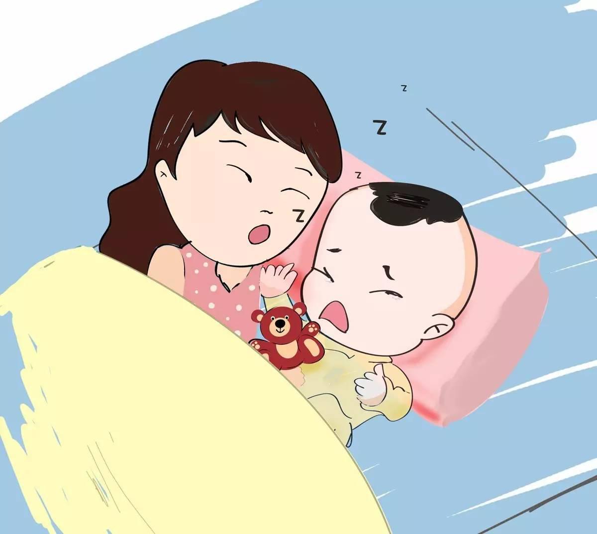 你家宝宝能够独立睡觉吗?_凤凰家居