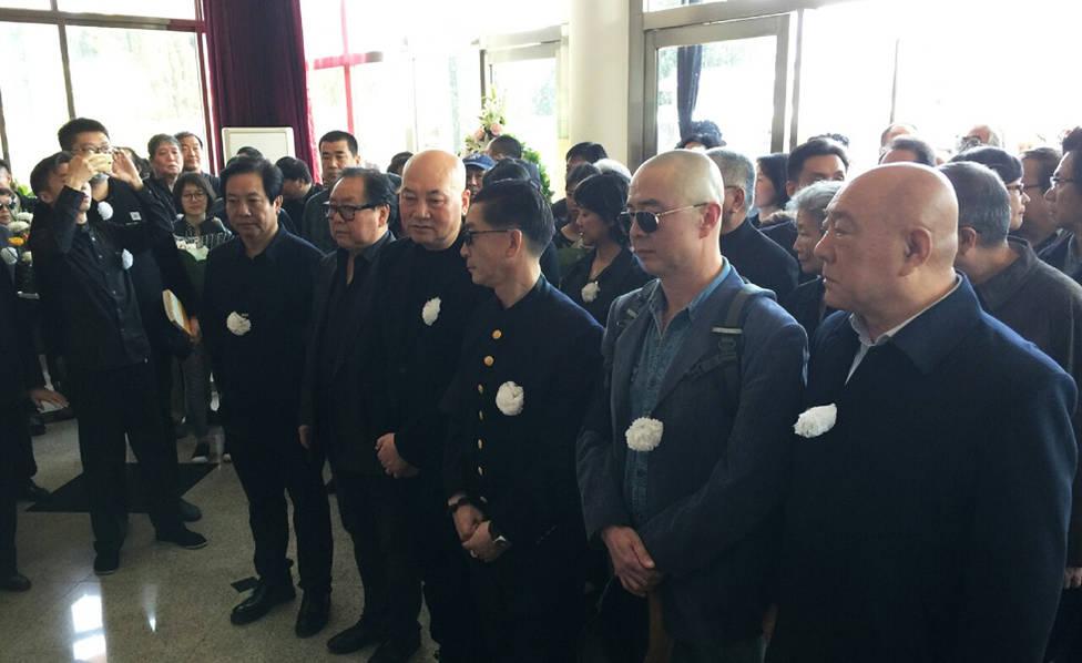 杨洁导演追悼会:《西游记》师徒重聚 三任唐僧送别
