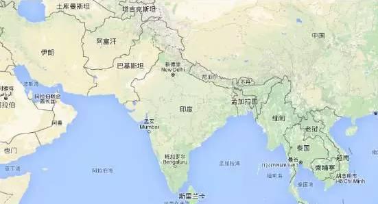 中国已经没了退路,因为印度!