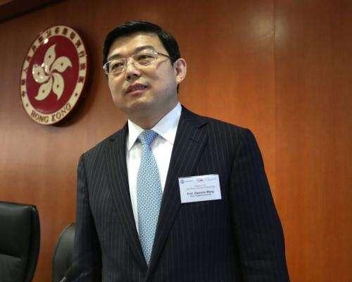 中联办官员:全世界辱骂中国最厉害的人在香港